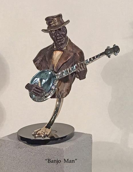 banjoman font